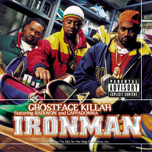 Ironman von Ghostface Killah