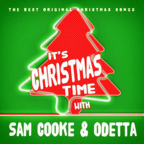 Merry Christmas with Odetta & Sam Cooke de Various Artists