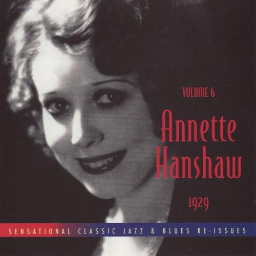 Volume 6 1929 by Annette Hanshaw