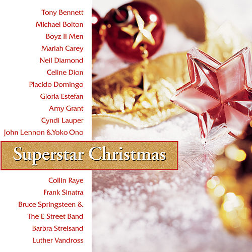 Superstar Christmas by Various Artists