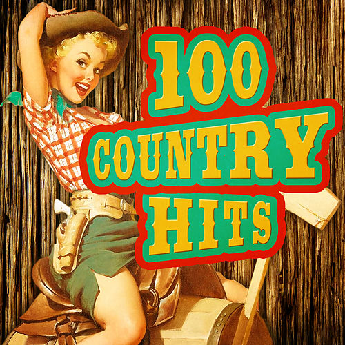 100 Country Hits de Various Artists