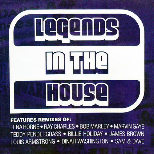 Legends in the House von Various Artists