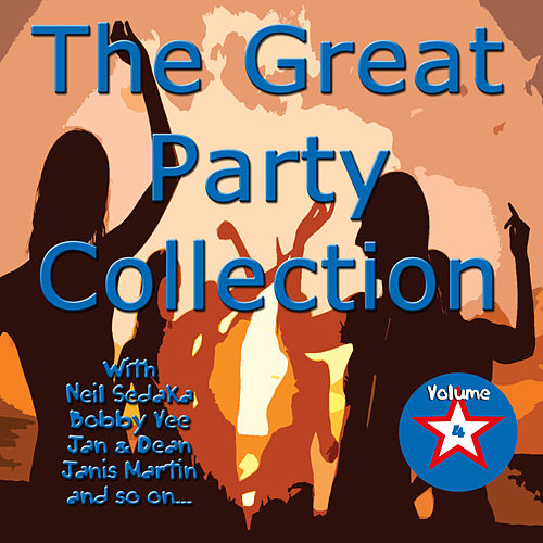 The Great Party Collection, Vol. 4 de Various Artists