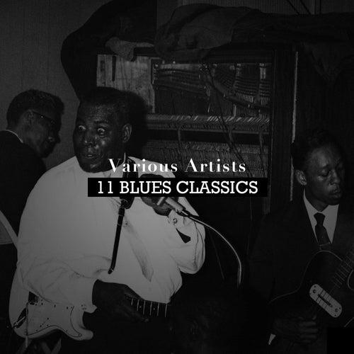 11 Blues Classics de Various Artists