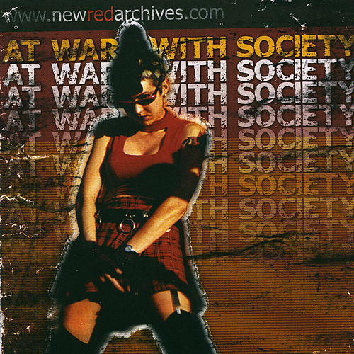 At War With Society von Various Artists