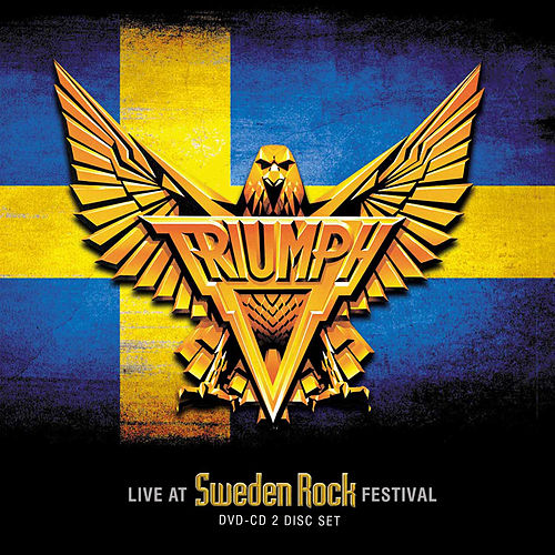 Live at Sweden Rock Festival von Triumph