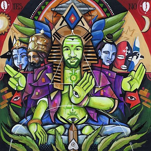 Green Is All I Need by Illuminati Congo