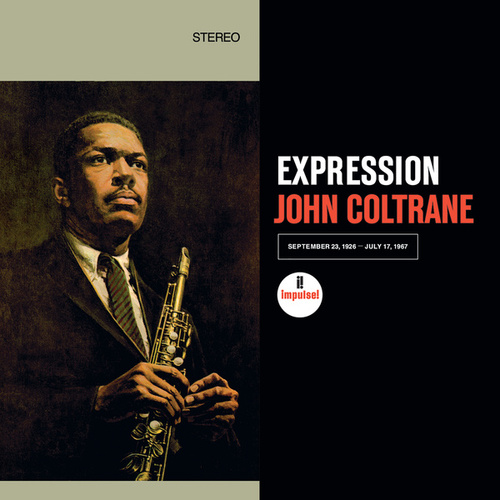 Expression by John Coltrane