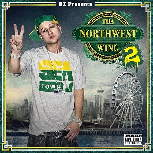 Tha Northwest Wing 2 by DZ