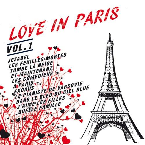 Love in Paris Vol. 1 von Various Artists
