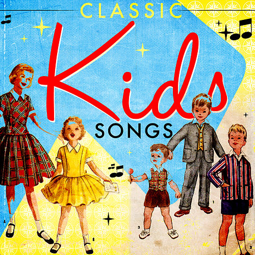 Classic Kid's Songs de Various Artists