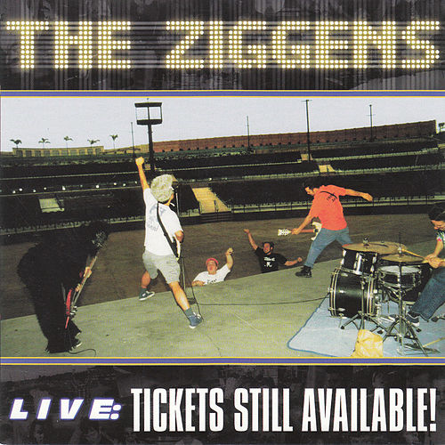 Live: Tickets Still Available! de The Ziggens