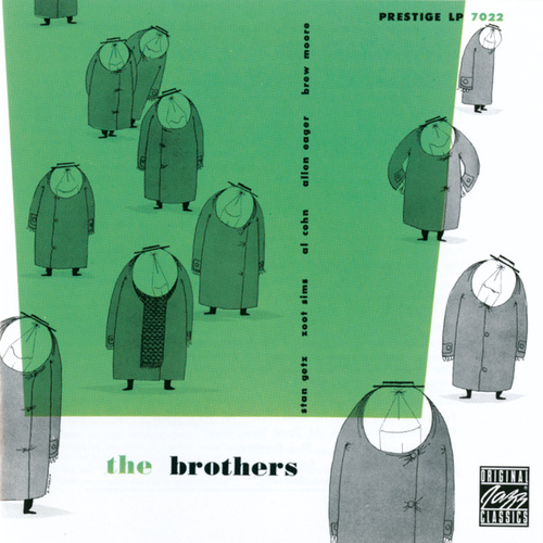 The Brothers by Stan Getz