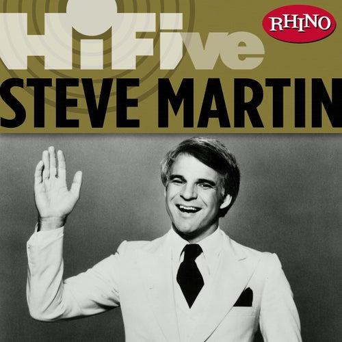 Rhino Hi-Five: Steve Martin by Steve Martin