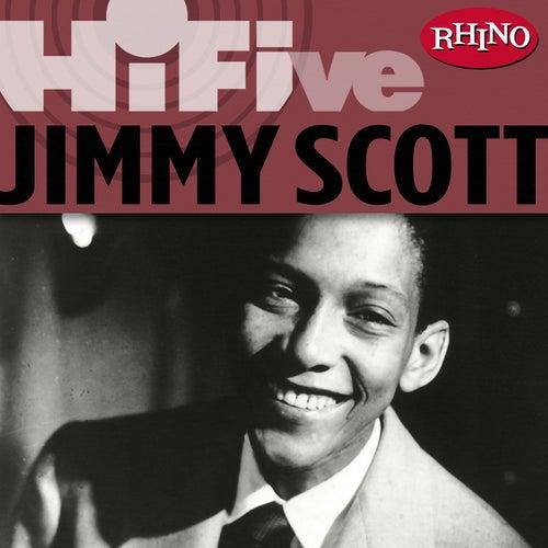 Rhino Hi-Five: Jimmy Scott van Jimmy Scott