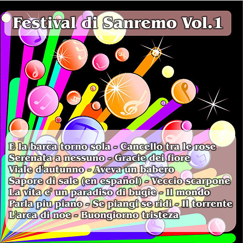 Festival di Sanremo Vol. 1 von Various Artists