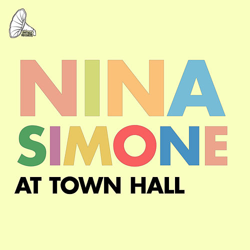 At Town Hall de Nina Simone