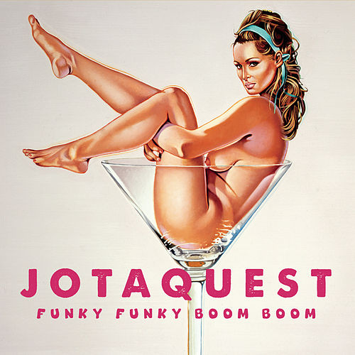 Funky Funky Boom Boom de Jota Quest