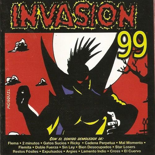 Invasión 99 de Various Artists