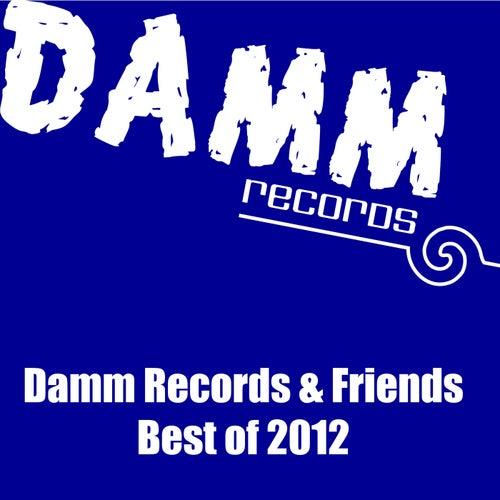 Damm Records & Friends Best of 2012 von Various Artists