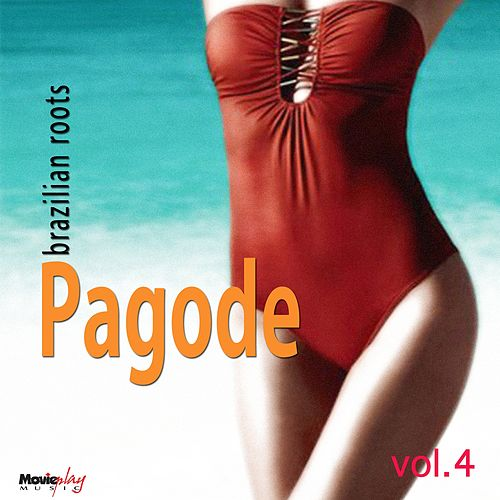 Pagode, Vol.4 de Various Artists