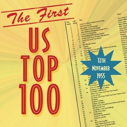 The First Us Top 100 November 12th 1955, Pt. 1 de Various Artists