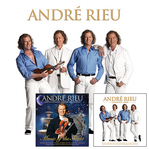 André Rieu Celebrates ABBA - Music Of The Night de André Rieu
