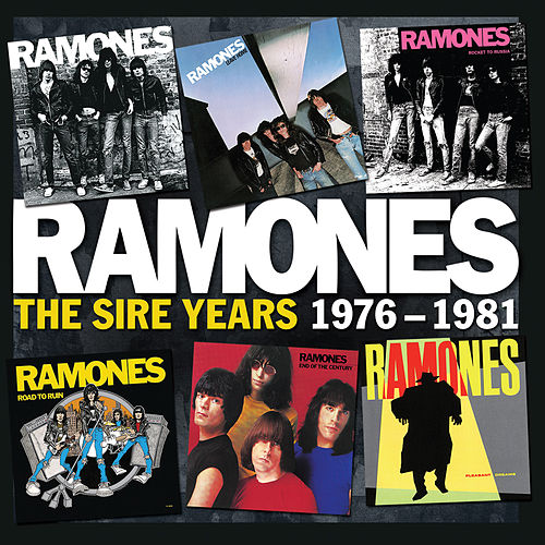 The Sire Years 1976 - 1981 by The Ramones