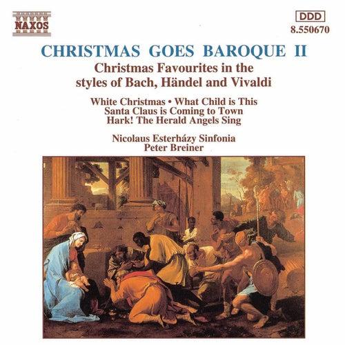 Christmas Goes Baroque II von Nicolaus Esterhazy Sinfonia