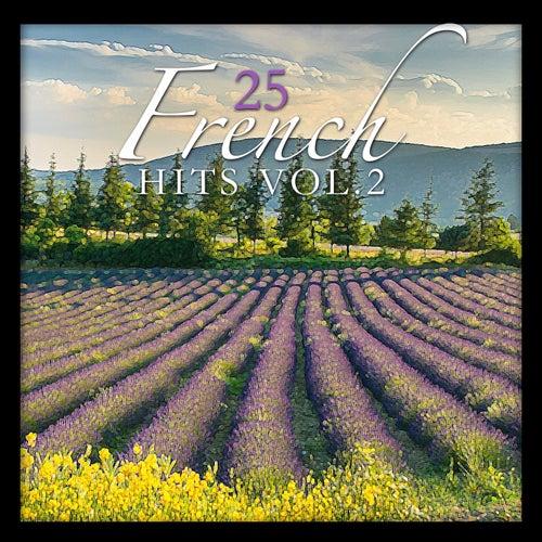 25 French Hits Vol. 2 di Various Artists
