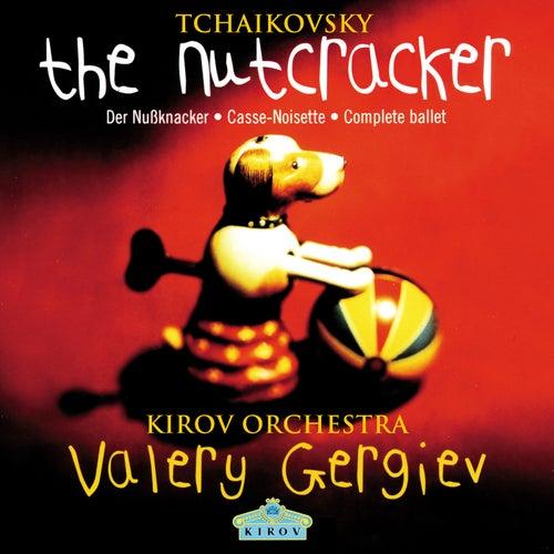 Tchaikovsky: The Nutcracker von St Petersburg Kirov Orchestra
