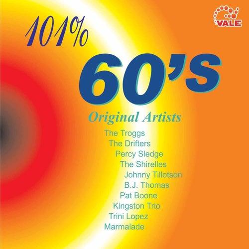 101% 60's de Various Artists