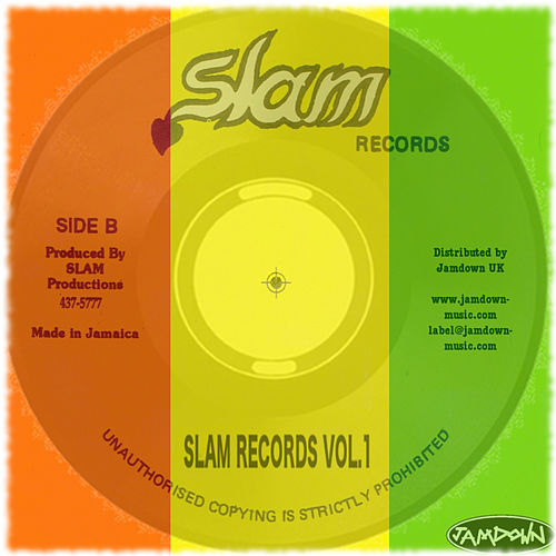 Slam Records Vol.1 de Various Artists