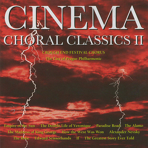 Cinema Choral Classics 2 de City of Prague Philharmonic