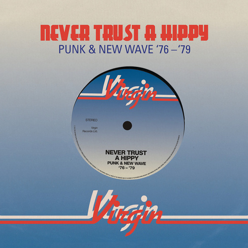 Never Trust A Hippy von Various Artists