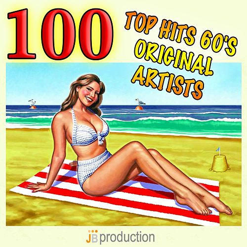 100 Top Hits 60's von Various Artists