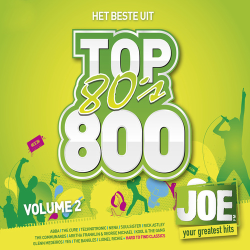 Het Beste Uit JOE's 80ies Top 800 Vol. 2 de Various Artists
