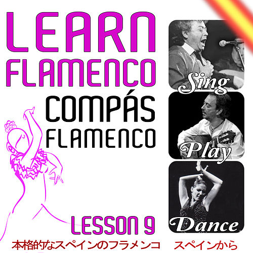 Learn Flamenco. Sing, Play And Dance. Various Compás Flamenco. Lesson  9 de Pedro Sierra