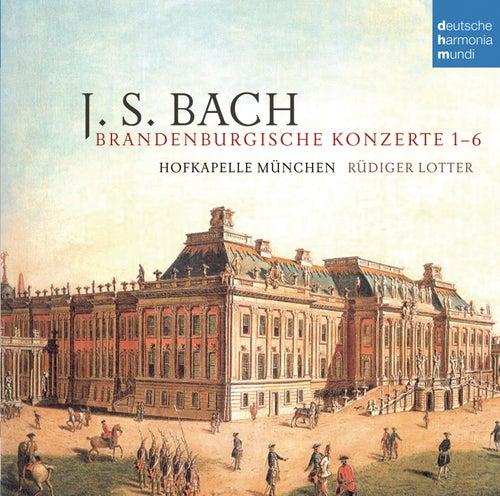 Bach: Brandenburgische Konzerte de Hofkapelle München