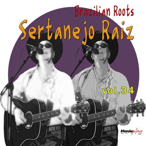 Sertanejo Raiz, Vol.34 von Various Artists