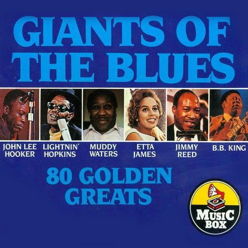 Giants of the Blues de Various Artists