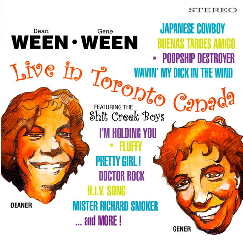 Live in Toronto Canada de Ween