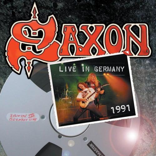 Live in Germany 1991 von Saxon