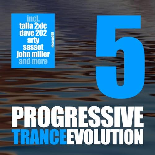 Progressive Trance Evolution, Vol. 5 by Various Artists