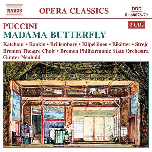 Madama Butterfly (Original 1904 Version) de Giacomo Puccini