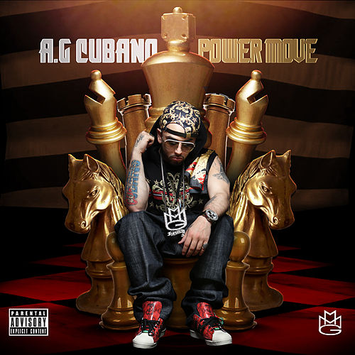 Power Moves by AG Cubano