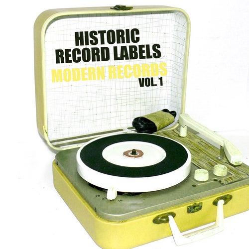 Historic Record Labels: Modern Records, Vol. 1 de Various Artists
