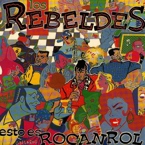 Esto Es Rocanrol di Los Rebeldes