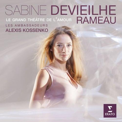 Rameau: Le Grand Théâtre de l'amour by Sabine Devieilhe