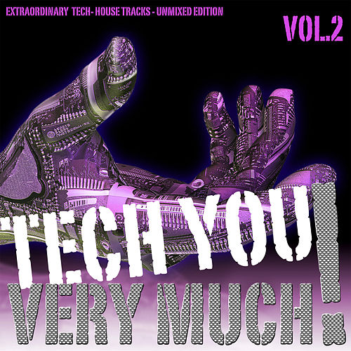 Tech You Very Much!, Vol. 2 (Extraordinary Tech- House Tracks - Unmixed Edition) von Various Artists